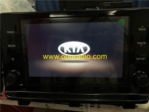 96160J7310 Unidad de radio ADBC0J7EP HYUNDAI MOBIS para 2019 2020 KIA Car Navigation Media Carpaly Europe