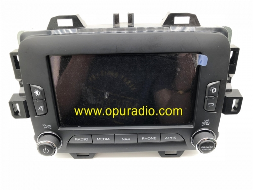 Nuevo MOPAR VP4 HARMAN INFOTAINMENT para 2016 2017 Fiat Jeep car Radio NAV Media Phone APPS Navigation