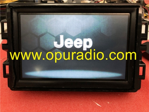 Fiat 500X 334 7in VP2 EMEA DAB Uconnect Fiat 312 de 520 18-19 Jeep Grand Cherokee Continental VP2R Renagade de